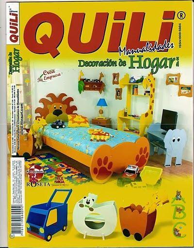 9 best revista decoraci n cuartos infantiles images on - Decoracion para el hogar ...