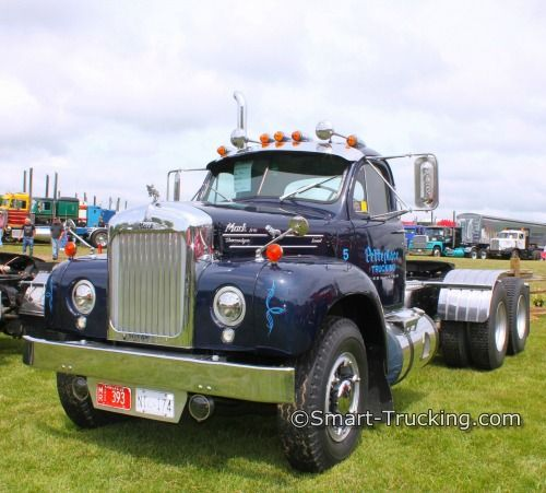 Big Rig Summer : Old big rigs other photo galleries you might like ol