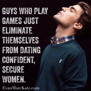If a man seems to be playing games, don't waste your time on him. He's just indifferent, and he won't give you the love and attention you deserve. Move on. #dating #relationships