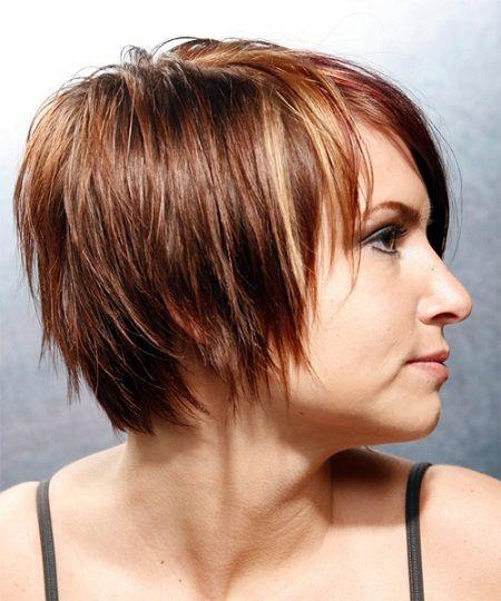 easy short haircuts fine straight