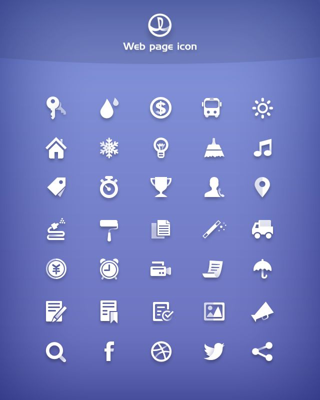 Dribbble - Simple_icons_43px.png by leef