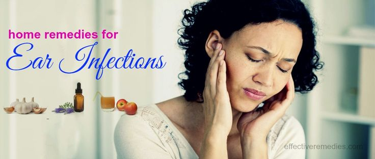 Natural at home remedies for ear infections show 22 best ways to treat ear infections in adults at home.