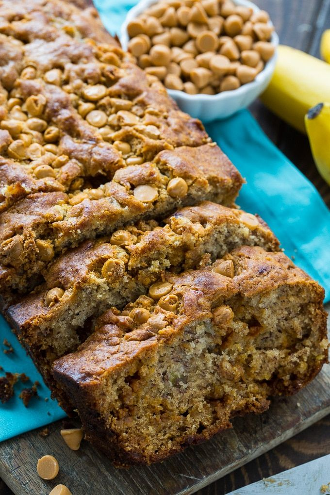 Butterscotch banana bread recipe food pinterest banana bread butterscotch banana bread recipe food pinterest banana bread bananas and muffin bread forumfinder Image collections