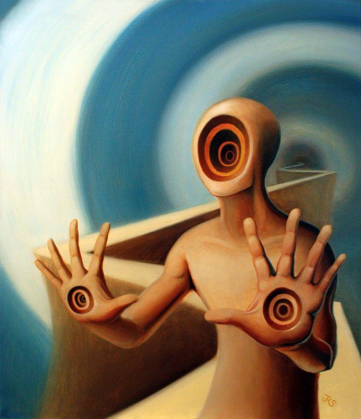 Galería del surrealismo moderno