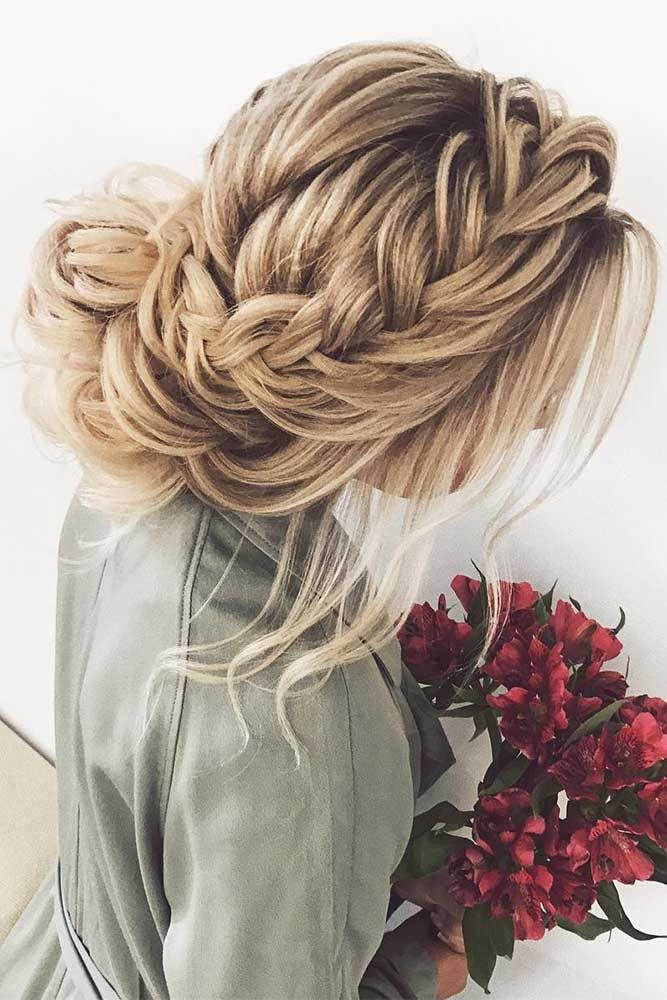Long hairstyles for the most romantic day in the year should mirror romantic vibes. Our ideas will make your bae drooling all over you. #hairstyles #longhairstyles