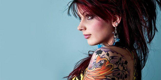 Beautiful Women Tattoos That Will Definitely Inspire You