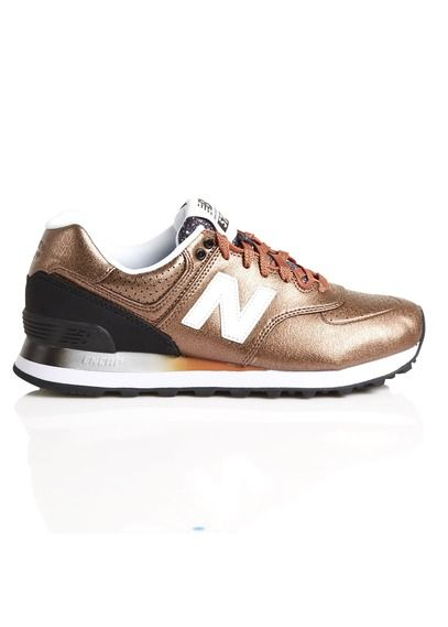 new balance 574 beige bronze