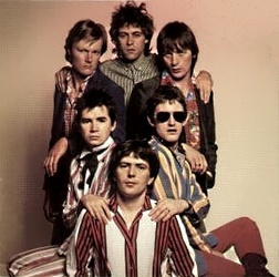 The Boomtown Rats, be still my beating heart. Still love & admire Bob Geldof.