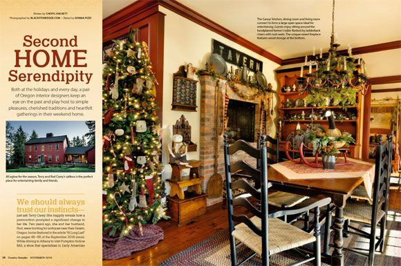 17 Best Ideas About Christmas Dining Rooms On Pinterest: 17 Best Ideas About Country Sampler On Pinterest