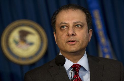 Preet Bharara's Insider Trading Smackdown Heads to Supreme Court - Bloomberg Business