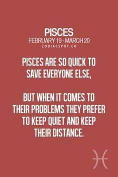 Well I try my best to, unless it's really breaking me I'll tell someone XD