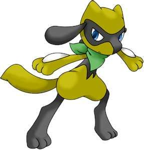 Shiny Riolu | Pokémon | Pinterest