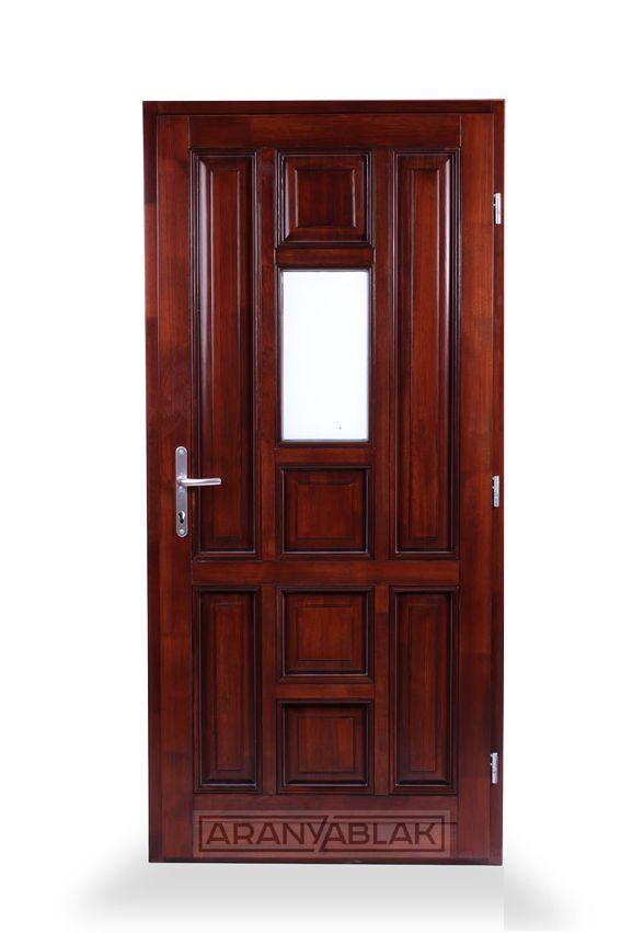 Opal. Fa bejárati ajtó.  Biztonságot hoz minden otthonba. Igen tartós, hosszú távú megoldás, mindezt magas minőségen, és kedvező áron. Egyedi méretben is.