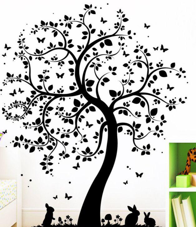 ber ideen zu wandtattoo schlafzimmer auf pinterest. Black Bedroom Furniture Sets. Home Design Ideas