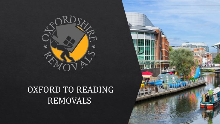 Oxford to Reading Removals