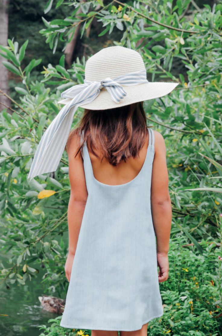 Savannah Soft Chambray Dress | Elizabeth on Jones via Etsy