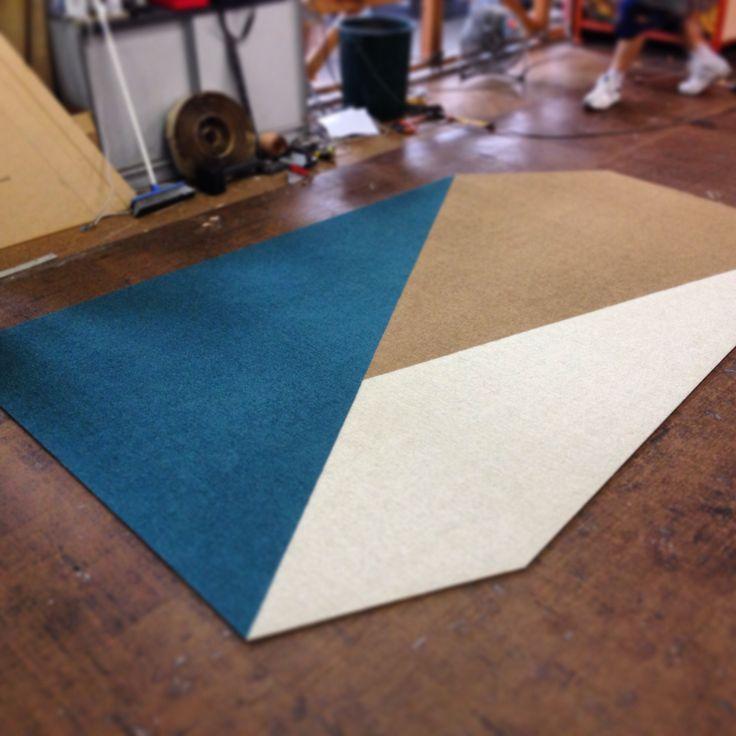 Awesome New Tretford Custom Rug By Fiona Lynch Studio #fionalynchstudio  #tretfordrugs #customrugs #rugs