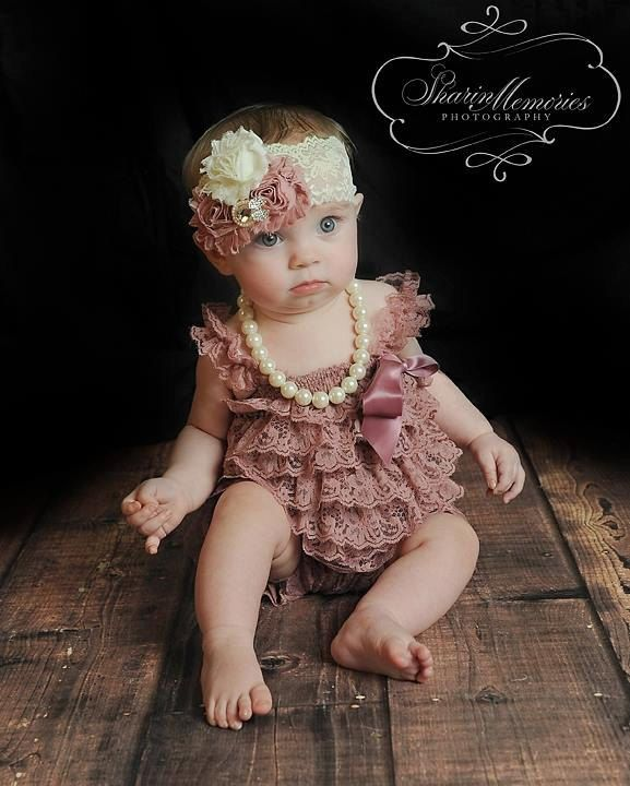 Girl Lace Romper Set - Baby Romper - Lace Petti Romper - Petti Lace Romper - 1st Birthday Outfit - Baby Lace Romper - Newborn Romper by OohLaLaDivasandDudes on Etsy