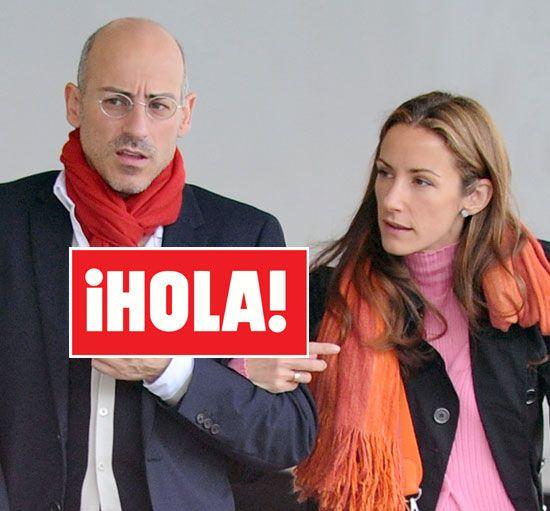 La revista ¡HOLA! de esta semana informa en exclusiva en sus páginas de la sorprendente reconciliación de Telma Ortiz y Jaime del Burgo un m... #personajes