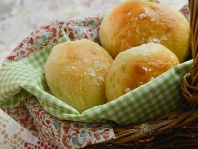 "Buttery Baked Potato Rolls - Damaris Phillips, ""Southern at Heart"" on the Food Network."