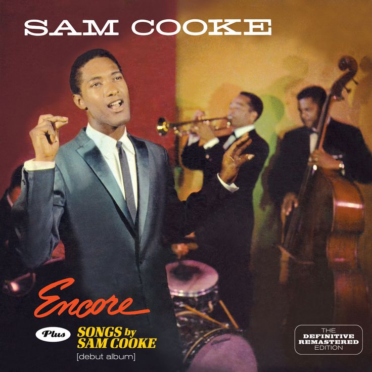Sam Cooke - Encore | Sam cooke, Greatest album covers ...