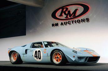 1968 Ford GT40 Gulf/Mirage - $11,000,000