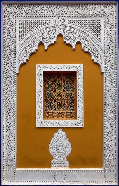 Villa Majorelle, Marrakech, Morocco by Batistini Gaston, via Flickr Ailleurs…                                                                                                                                                                                 Plus