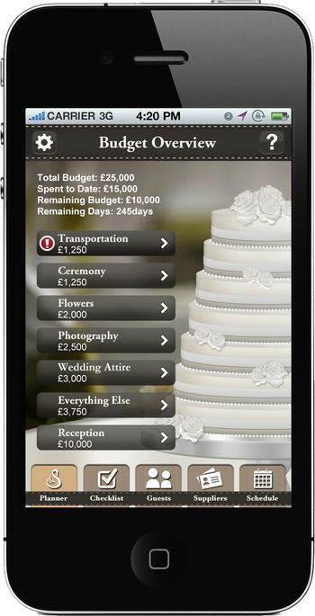 The Ultimate Wedding App