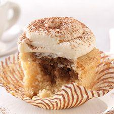 Tiramisu Cupcakes: King Arthur Flour