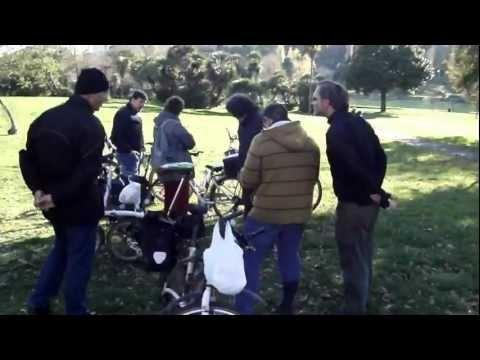 Ciclopranzo all'EUR Ciclomobilisti