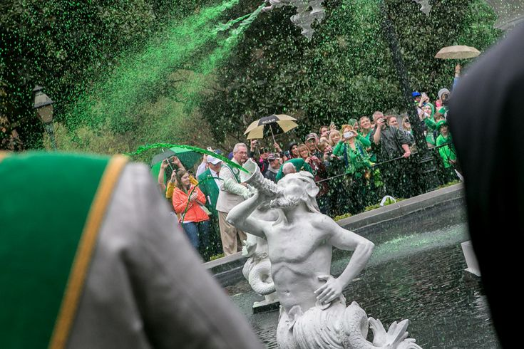 4 Ways to Have the Best St Patrick's Day in Savannah