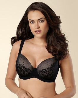 Soma Intimates Stunning Support Full Coverage Bra #MySomaWishList