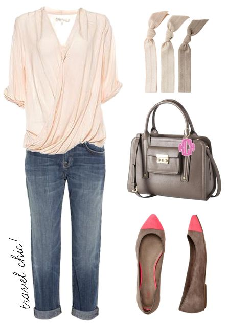 Essentials for traveling chic!