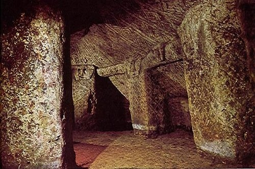 National Archeological Park of Tierradentro, Colombia. Huge underground tombs dating from the 6th to 10th century.