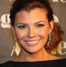Ali Landry, actress, model and former Miss USA, a Kappa Delta