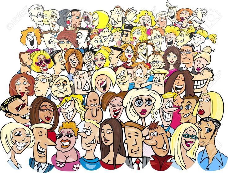 14008530-fumetto-illustrazione-di-molte-persone-diverse-tra-la-folla-Archivio-Fotografico.jpg (1300×985)