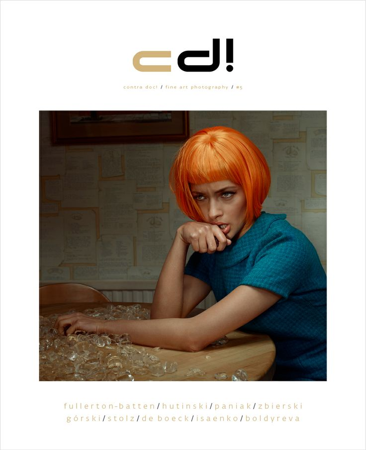 contra doc! #5 Cover photo: Julia Fullerton-Batten