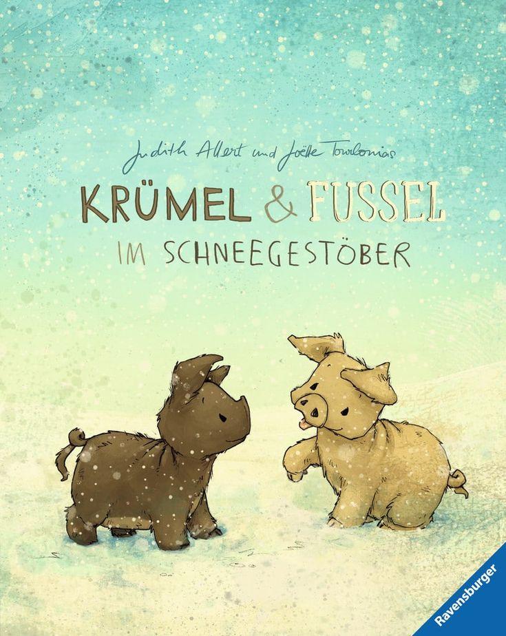 Krümel & Fussel im Schneegestöber