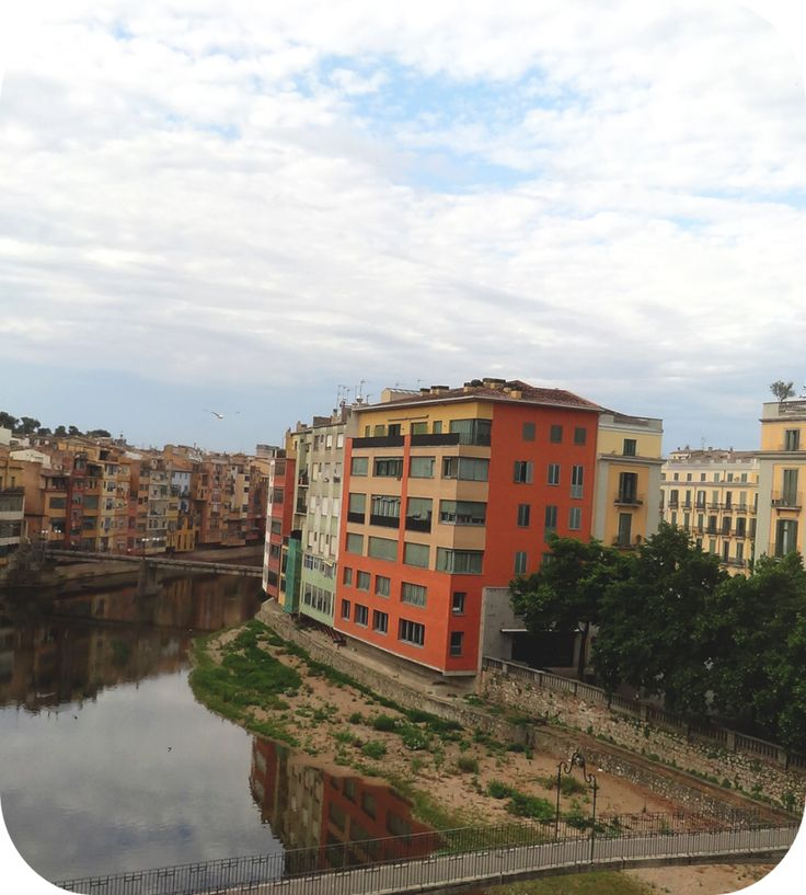 Spain – I'm finally here   Girona