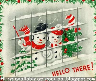 Vintage Holiday Images & Cards: New collection: Vintage Christmas Cards / Illustrations