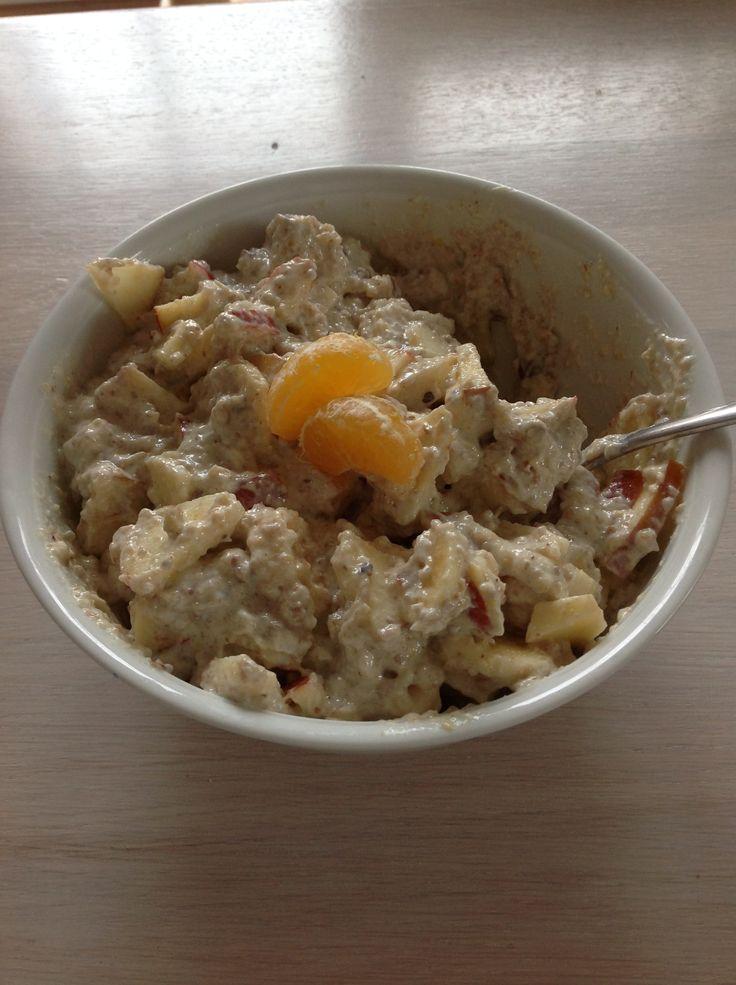 Powerfrühstück mit Chia Low Carb, Vegan by Blanchefleur on www.rezeptwelt.de