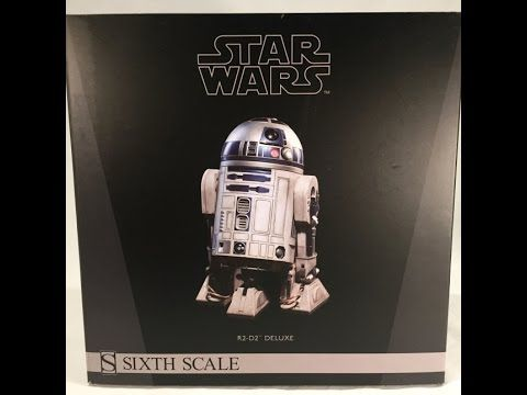 Electrified Porcupine - Toys, Collectibles, Action Figures, Music, WWE, and More!: Star Wars: R2-D2 Sixth Scale Figure by Sideshow Co...