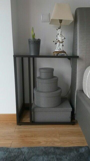 VITTSJO IKEA - spray it chrome and voilà