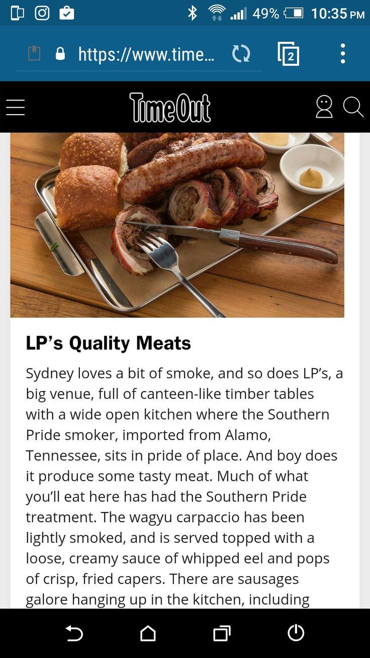 LP's Quality Meats