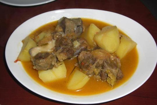 Bouillon de queue de boeuf cameroun cuisine africaine for Cuisine africaine