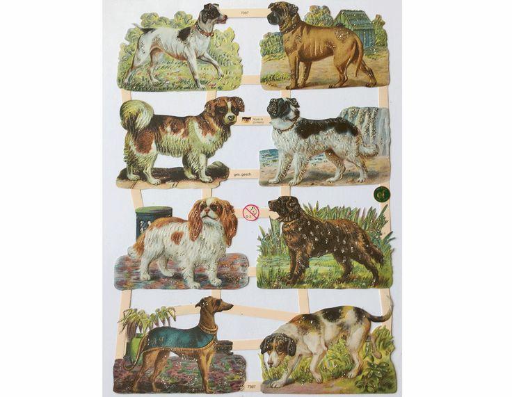 Bokmärken Hundar Stora