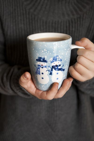 How to make homemade hot cocoa--- substitute soy milk for E...