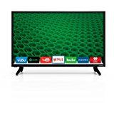 "#10: VIZIO D24-D1 24"" 1080p 60Hz LED Smart HDTV Dolby Digital Plus DTS Studio Sound Built in Digital Tuner/Built in WiFi - Shop for TV and Video Products (http://amzn.to/2chr8Xa). (FTC disclosure: This post may contain affiliate links and your purchase price is not affected in any way by using the links)"