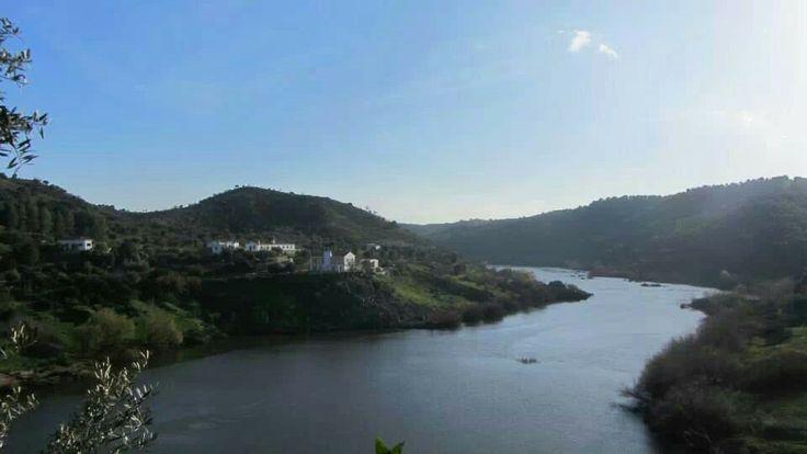 river Guadiana - Mértola, Alentejo,Portugal