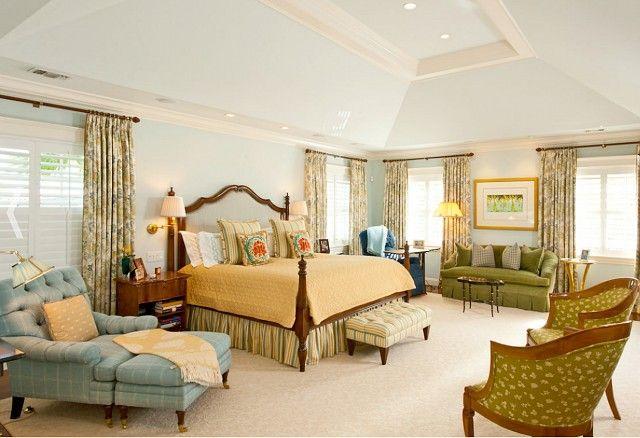 bedroom.  www.homebunch.comEmpty Room, Bathroom Design, Parents Room, Interiors Design, My Families, Bedrooms Ideas